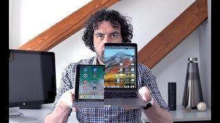 iPad vs  Mac. Mac vs iPad.