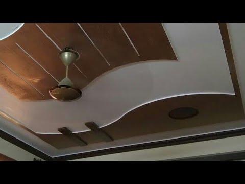 P O P Design Roof Plus Minus Design Rk Pop Contractor Youtube
