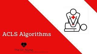 ACLS Algorithms
