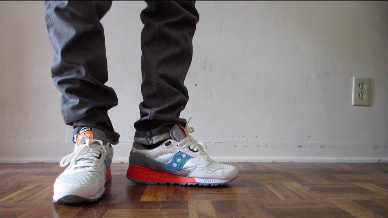Saucony Shadow 5000 Review And On Feet