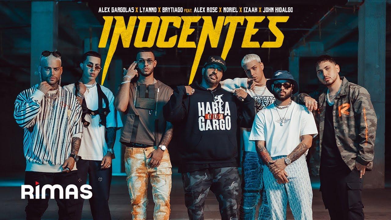 Alex Gargolas, Lyanno, Brytiago, Alex Rose, Noriel, Izaak, John Hidalgo - Inocentes (Video Oficial)