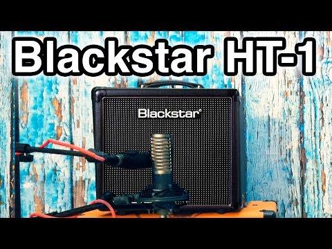 Blackstar HT 1 - The Original 1 Watt Tube Amp