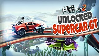 UNLOCKED 🔥SUPERCAR GT🔥 | MMX HILL DASH 2 | HOW TO GET NITRO IN GAME 😉 - BY PRESTIGE | HUTCH GAMES
