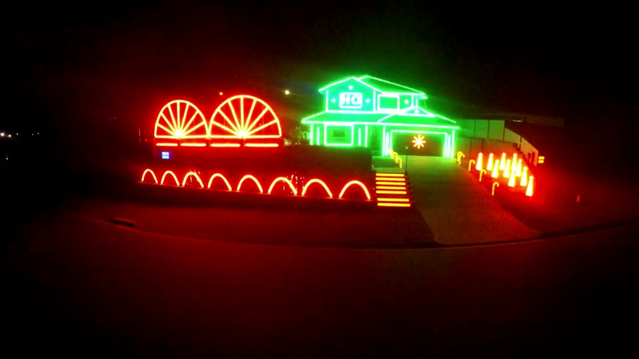 Computer Controlled Christmas Lights