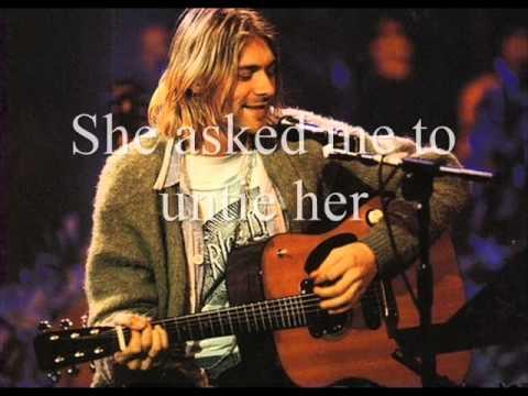 Polly Unplugged Live Nirvana Lyrics