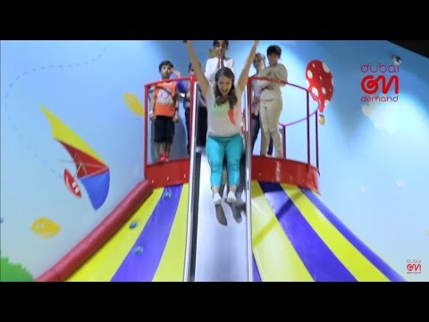 #MommyMaterial: Exploring a Land of Leisure at Fun Block!