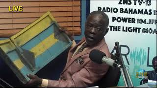 Breaking News 45 years Corrupt Bahamas Government Exposed Flag design is Copyrighted part 1
