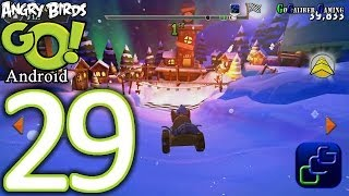 Angry Birds GO Android Walkthrough - Part 29 - NEW Update Sub Zero: Track 2