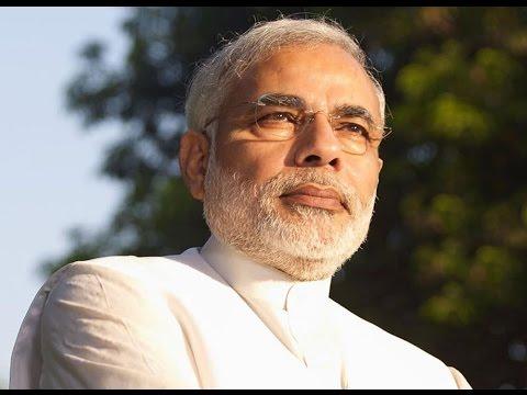 PM Modi at Maritime India Summit 2016 in Mumbai