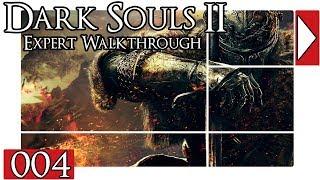 Dark Souls 2 Expert Walkthrough #4 - Pursuer First Encounter and Mild-mannered Pate!