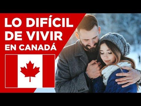 Lo más dificil de vivir en Canadá - Mi vida en Canadá