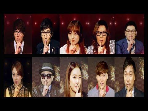 Hidden Singer Korean Season 1 : Champion Collection