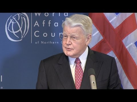 Remarks by His Excellency Ólafur Ragnar Grímsson, President of Iceland