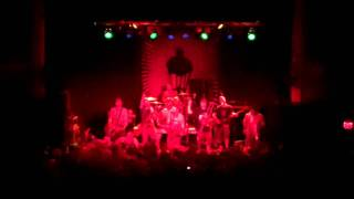 Streetlight Manifesto (live) - Intro/Receiving End of it All - 7/28/10 - Lincoln Theatre