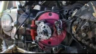 DHZ 140cc lifan motor tech