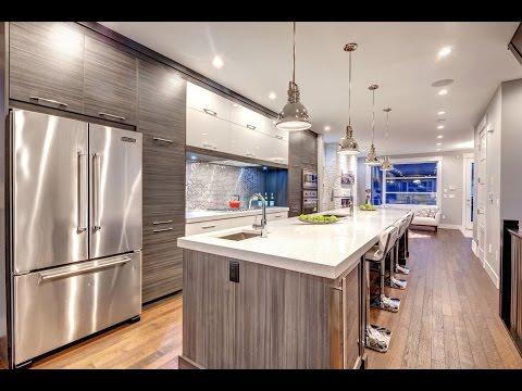 Calgary Modern Contemporary Home Video Tour  - 522 37th St SW