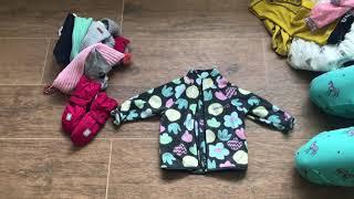 Верхняя одежда осень-весна для ребёнка 2 года