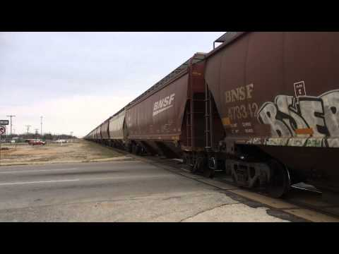 Freight Train, Norman, Oklahoma, 15 February 2015 #3