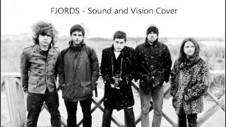 FJORDS Sound and Vision David Bowie Cover