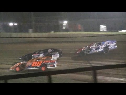 UEMS E-Mod Heat One | Eriez Speedway | September Sweep | 9-23-16