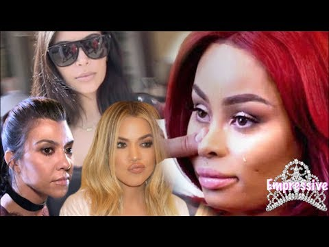 Download Youtube: The Kardashians are trying to end Blac Chyna! (She's blackballed?)