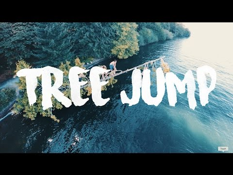 Seattle Tree Cliff Jumping // Edit