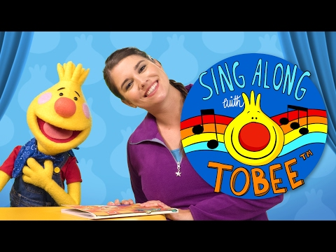 Introducing Sing Along With Tobee! | New show from Super Simple Songs! | Starts Feb. 9