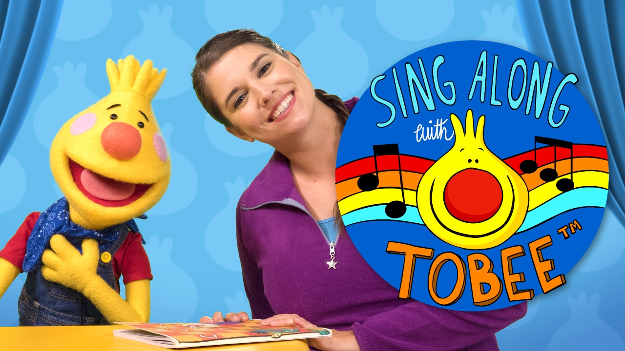 introducing sing along with tobee new show from super simple songs youtube. Black Bedroom Furniture Sets. Home Design Ideas