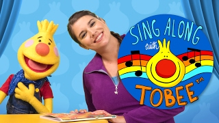 Introducing Sing Along With Tobee!   New show from Super Simple Songs!