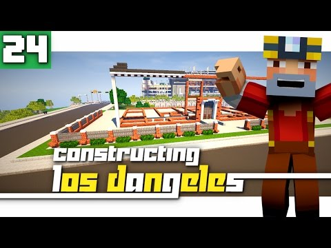 Constructing Los Dangeles: Season 2 - Episode 24! (University of LD!)
