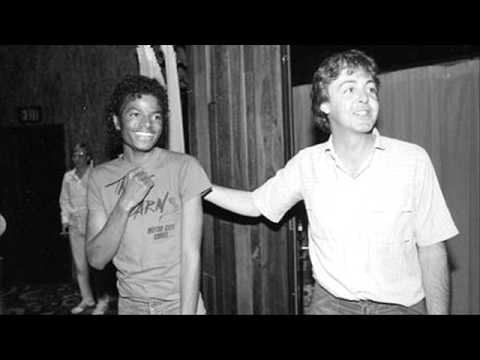 Michael Jackson Paul McCartney The Girl Is Mine Original Soundtrack
