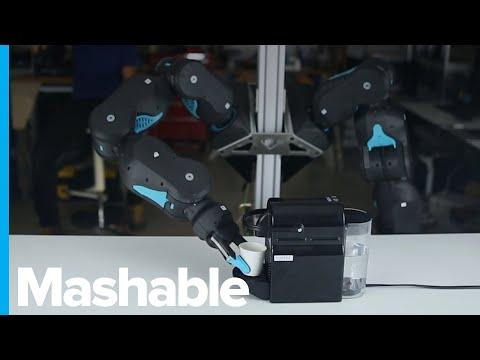 Researchers Built A Low-Cost Robotic Arm That Folds Towels