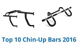 10 Best Chin-Up Bars 2016