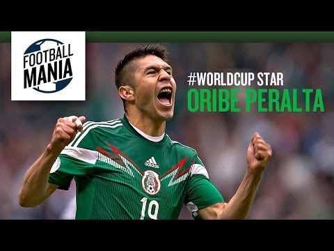 #WorldCup Star - Oribe Peralta   Mexico - Highlights