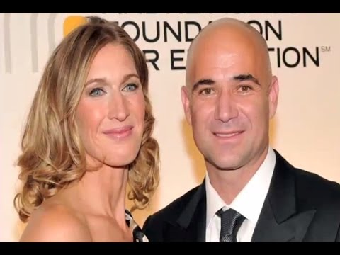 Andre Agassi on Steffi Graf  CNBC Meets