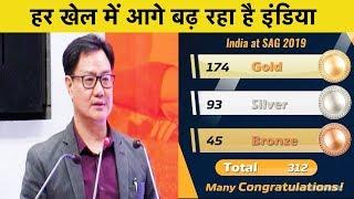 Kiren Rijiju: Tokyo 2020 भारत का सबसे बेहतरीन ओलंपिक होगा | Sports Tak