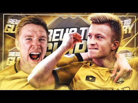 THIS TEAM IS UNREAL!! 😍 - REUS TO GLORY #7