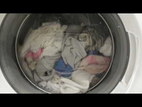 Samsung washing machine  Daily 30 Wash part 4