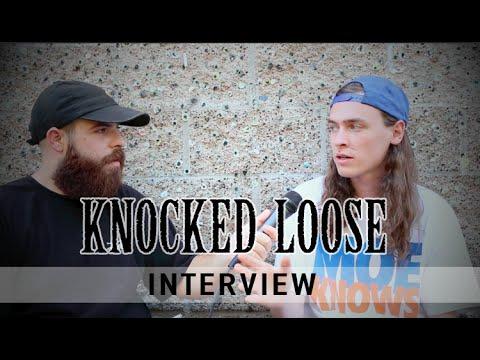 Knocked Loose Interview   Deadringer   Laugh Tracks   Hidden Messages