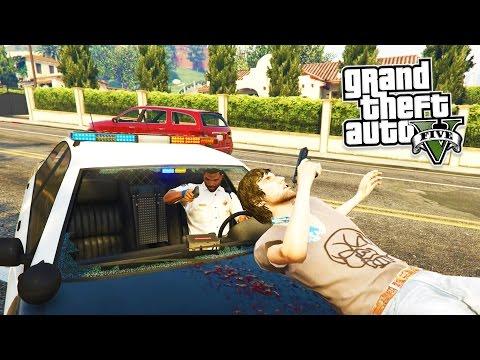 GTA 5 PC Mods - VIGILANTE POLICE MISSIONS MOD! GTA 5 San Andreas Vigilante Mod! (GTA 5 Mod Gameplay)