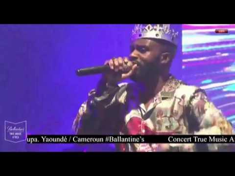 Fally Ipupa - Tout le monde danse (live Cameroun 2018)