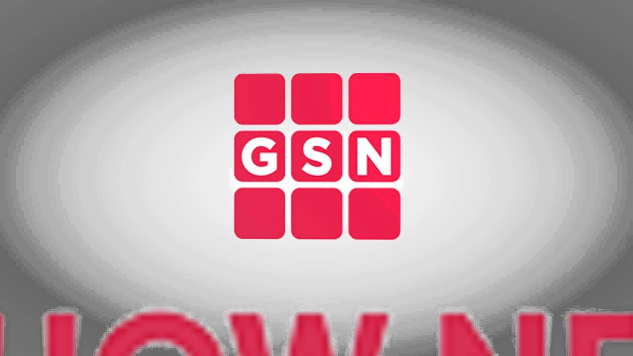GSN Logo - YouTube Gsn Logo