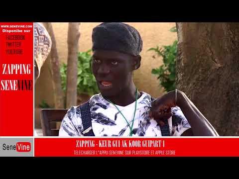 Zapping Keur Gui avec Manioukh Badiane, Kombé et Tapha Touré