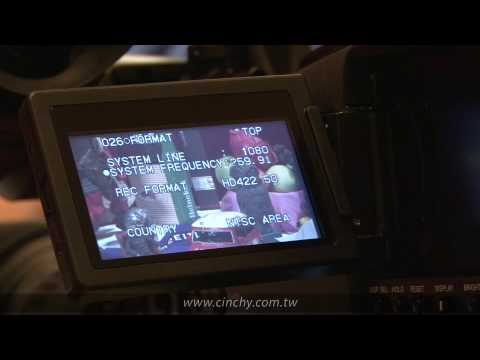 2009 Sony Taiwan - Broadcast & Profession Products event