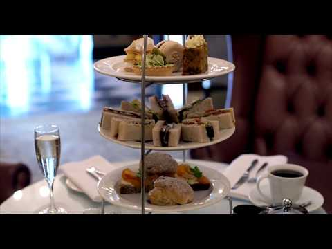 Traditional Afternoon Tea at Hotel Meyrick,  in the heart of Galway