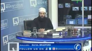 Ummah channel wahabi conversation