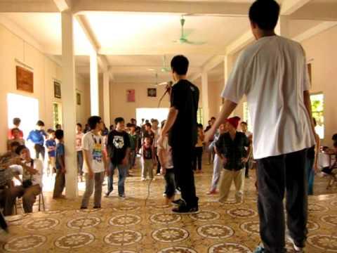 Hanoi Jam Training Flashmob for Children