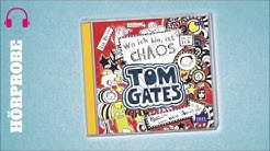 Liz Pichon: Tom Gates. Wo ich bin, ist Chaos, Hörprobe