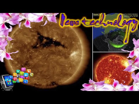 Huge solar storm is heading towards Earth today  - News Techcology