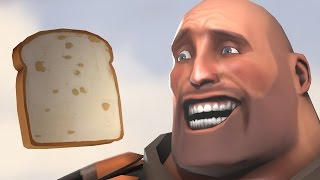 Contaminated Sandvich! I am Bread, TF2 Mission!